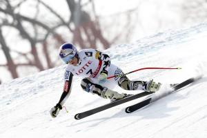 Sci Alpino femminile, Jeongseon - Discesa libera, prima prova cronometrata: la Vonn batte un colpo