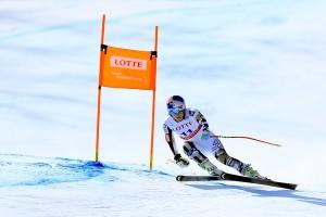 Sci Alpino femminile, Jeongseon - Discesa libera, seconda prova cronometrata: la Vonn ancora davanti