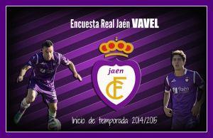 Encuesta de la plantilla y objetivos del Real Jaén