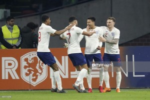 England were good, but what was the point of friendly against the Netherlands?