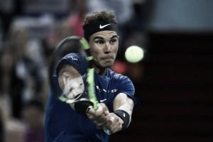 ATP Shanghai: Rafael Nadal reaches third round in style