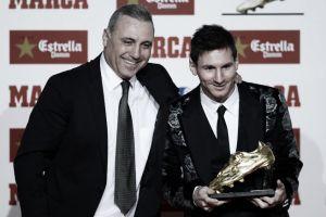 """Stoichkov: """"Messi, Messi, Messi. ¿Y los otros qué, no juegan?"""""""