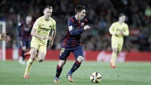 Barcelona 4-0 Almeria: Blaugrana remain top of the table