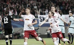 Lipsia, la prima vittoria in Champions League