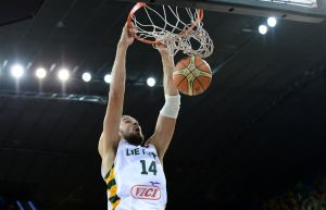 FIBA World Cup: Lithuania Tops Angola 75-62