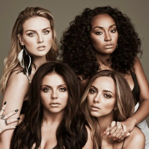 Little Mix regresa con 'Get Weird'