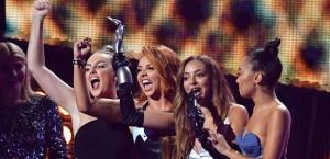 Little Mix y David Bowie: los grandes ganadores de los BRITs 2017