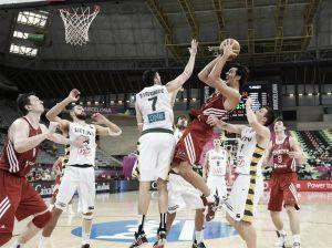 Los triples clasifican a Lituania para semifinales