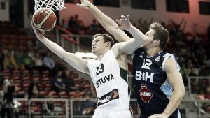 Grupo B: Lituania, Serbia y Letonia se clasifican para la segunda fase