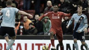 Resultado Liverpool vs West Ham en Premier League 2015 (0-3)