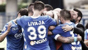 Empoli 1-0 Sassuolo: Maccarone pops up with late winner to lift Empoli out of the relegation zone