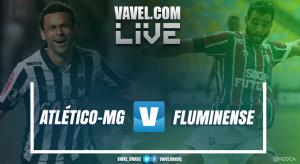 Resultado Atlético-MG 1x2 Fluminense no Campeonato Brasileiro 2017