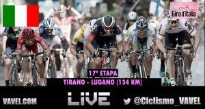 Resultado de la 17ª etapa del Giro de Italia 2015