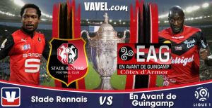 Live Coupe de France : la finale En Avant Guingamp vs Stade Rennais en direct