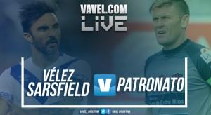 Resumen Vélez Sarsfield vs Patronato en vivo por Superliga 2018 (0-2)