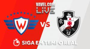 Jogo Jorge Wilstermann x Vasco AO VIVO online pela Copa Libertadores 2018 (4-0)