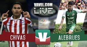 Chivas gana y enfrentará al América en semifinales