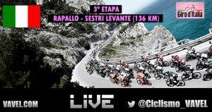 Resultado de la 3ª etapa del Giro de Italia 2015