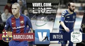 Resumen FC Barcelona Lassa 6-1 Movistar Inter