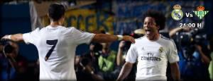 Real Madrid-Betis Seville en direct online (Terminé)