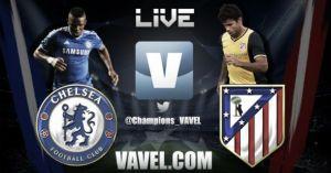 Live Chelsea vs Atletico Madrid, diretta della semifinale di Champions League