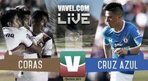 Cruz Azul golea a Coras y amarra su pase a la siguiente ronda
