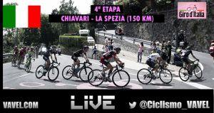 Resultado 4ª etapa del Giro de Italia 2015