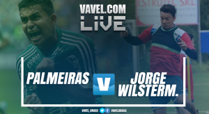 Palmeiras vence o Wilstermann na Libertadores 2017 (1-0)