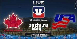 Live : Suivez en direct le match de hockey sur glace féminin Canada vs Etats-Unis
