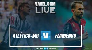 Resultado e gols Atlético-MG 2x0 Flamengo no Campeonato Brasileiro 2017