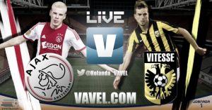 Ajax vs Vitesse en vivo y en directo online