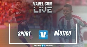 Resultado Sport x Náutico no Campeonato Pernambucano 2017 (3-2)