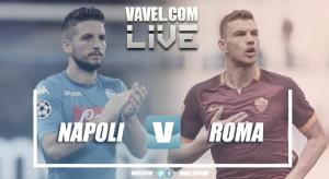Risultato Napoli - Roma in diretta, LIVE Serie A 2017/18 - Insigne, Under, Dzeko (2), Mertens! (2-4)
