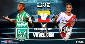 Jogo Atlético Nacional x River Plate ao vivo online na final da Copa Sul-Americana 2014