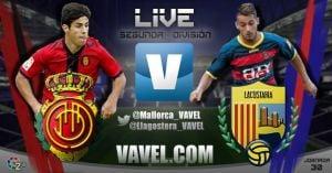 RCD Mallorca 0-1 UE Llagosteraen directo online