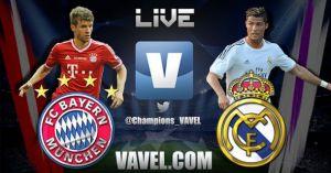 Live Bayern Monaco vs Real Madrid, diretta della semifinale di Champions League