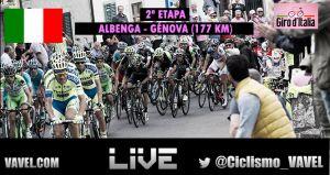 Resultado de la octava etapa del Giro de Italia 2015