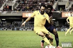 Alcorcón - Barcelona B en directo online (3-1)