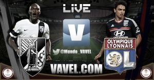 Vitoria Guimaraes vs Olympique Lyon en vivo y en directo online