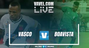 Resultado Vasco 1x0 Boavista pelo Campeonato Carioca 2017