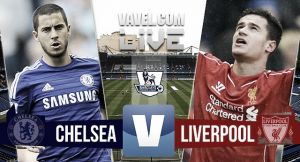 Resultado Chelsea vs Liverpool en la Premier League 2015 (1-1)