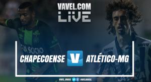 Resultado Chapecoense x Atlético-MG pelo Campeonato Brasileiro (0-1)