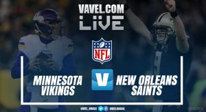 Resultado New Orleans Saints x Minnesota Vikings pelos playoffs da NFL (24-29)