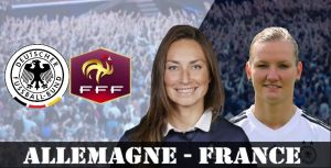 Live match amical: Allemagne - France en direct