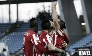 El Lugo hunde al Almería