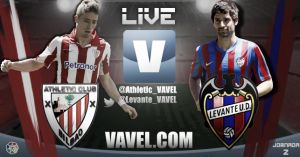 Athletic de Bilbao vs Levante en vivo y en directo online