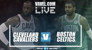 Cleveland Cavaliers 102-99 Boston Celtics en NBA 2017/18