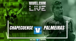 Resultado Chapecoense 2-2 Palmeiras no jogo amistoso 2017