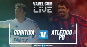 Resultado Coritiba 0x0 Atlético-PR na final Campeonato Paranaense 2017