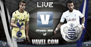 Resultado Tottenham - Queens Park Rangers en la Premier League